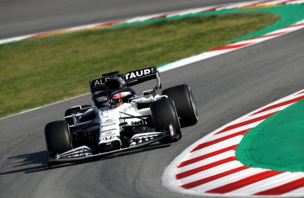 El joven piloto francés de Alpha Tauri se quedó con el GP de Italia y ganó por primera vez una carrera de F1.