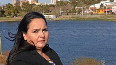 Olga Godoy en una entrevista con Jornada habló de su vida, su origen y el trabajo en el Concejo Deliberante.