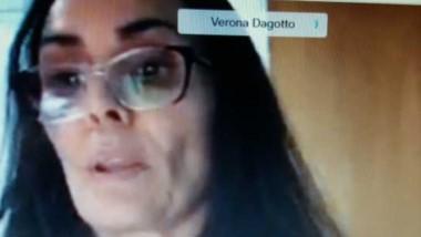 La fiscal Verona Dagotto imputó a Luis Edgardo Gómez de femicidio.