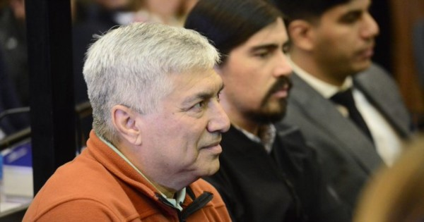 Le concedieron el arresto domiciliario a Lázaro Báez.