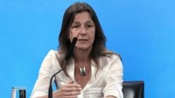 La ministra de Seguridad de la Nación, Sabina Frederic, sostuvo que las tomas de tierras son