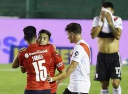 Velasco anotó un doblete para la victoria 2-0 ante el Millonario y dejarlo sin final.