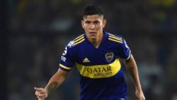 Campuzano nuevamente volvió a entrenar a la par y aumentan las posibilidades de que sea titular el próximo miércoles ante Santos.