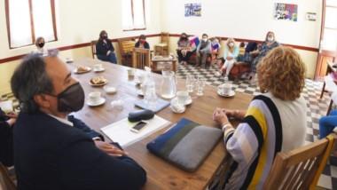 Este lunes en Rawson se reunieron representantes de los colegios privados de Gaiman, Dolavon, Trelew , Rawson, Esquel y Comodoro Rivadavia.