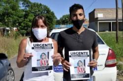 Era buscada por su familia y la policía bonaerense tras la denuncia de su mamá, Mariana Portal.