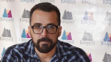 Matías Taccetta, secretario de Gestión y Finanzas de Esquel.