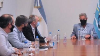 El gobernador reunión a su gabinete y solicitó a cada ministro diagramar la agenda de trabajo para gestionar ante el Gobierno Nacional.