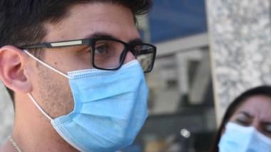 Matías Castiñeira informó el parte diario de Covid-19 que se desprende desde el Hospital Zonal de Trelew.