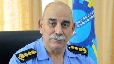 El ex comisario Juan Luis Ale fue trasladado a las 10 de la mañana y luego Bomberos desinfectó la Comisaría en donde estaba alojado.