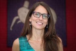 Ministra de las Mujeres, Géneros y Diversidad, Elizabeth Gómez Alcorta.