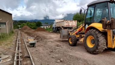 Algunas de las obras públicas que se realizaron en la comuna de Carrenleufú a lo largo de 202o.