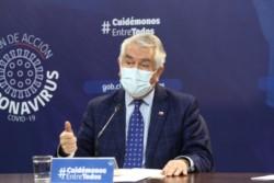 Enrique Paris, titular de la cartera sanitaria de país vecino.