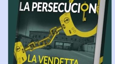 """""""La Vendetta"""", el libro que publicita Cristóbal López."""