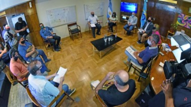 El Protocolo de regreso a clases fue presentado el jueves ante los gremios educativos de la provincia.
