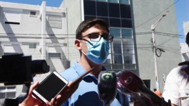 """""""La situación epidemiológica es optima"""", dijo Sebastián Castiñeira."""