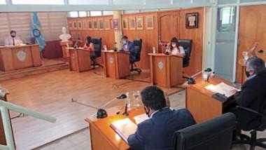 El proyecto de ordenanza que demandó mayores debates y acuerdos fue el ofrecimiento público de tierras.