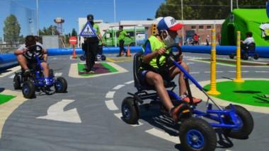 Los infantes disfrutaron de la actividad organizada por Provincia.