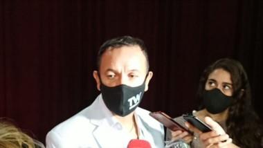 Intendente Adrián Maderna.