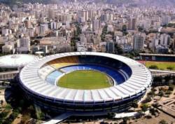 El mítico estadio carioca no tendrá público en la final única de la Libertadores.
