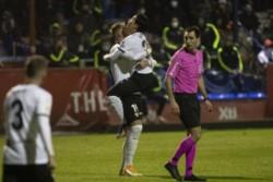 Un Valencia con bastantes rotaciones gana con comodidad al Yeclano y pasa a la siguiente ronda de la Copa del Rey.