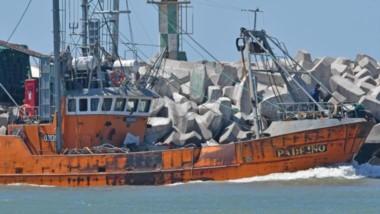 """José Luis Machado falleció en el interior de la embarcación """"El Padrino"""" mientras trabajaba en la cubierta."""