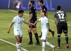 Sebastián Beccacece se despidió de Racing, venciendo 3-1 al equipo de sus amores.