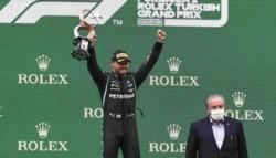 Luego de 22 carreras, el finlandés volvió a lograr un triunfo en la F1y se quedó con el GP de Turquía.