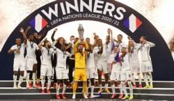Le remontaron a Bélgica y le remontaron a España. Un título más a las vitrinas de la Selección de Francia.