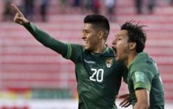 Ramiro Vaca anotó de cabeza el gol de la victoria, a ocho minutos del final.