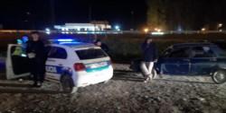 El primero de los episodios violentos sucedió sobre la calle Costanera con una víctima de 24 años.