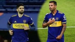 Orsini y Cardona estarían fuera del próximo partido de Boca.
