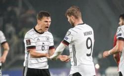 Dos goles de Werner, uno de Havertz y Musiala le dieron la victoria por 4 a 0 a Alemania.