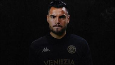 Sergio Romero es nuevo jugador del Venezia de Italia. Llega como agente libre.