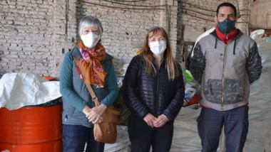 La recolección de tapitas es una iniciativa solidaria para el Hospital.