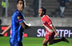 Con gol de Romero a los 93', Argentinos Juniors lo dio vuelta 2-1 ante San Telmo.