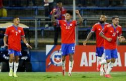 Doblete de Erick Pulgar para una valiosa victoria de Chile.