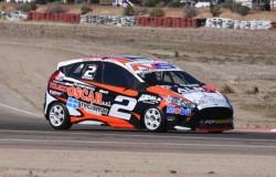 Lucas Tedeschi se quedó con la clasificación del viernes de la categoría menor.