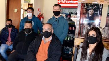 """Los comerciantes le piden al intendente Ongarato """"voluntad política""""."""