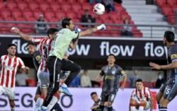 En el primer partido del Cholo Guiñazú como entrenador, Estudiantes y Atlético Tucumán empataron en La Plata.