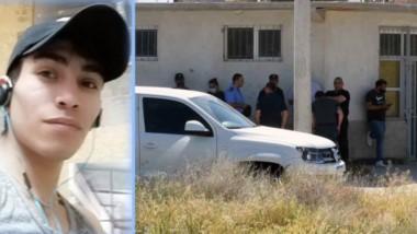 Brian Chazarreta. Está internado. El homicida fue detenido en una vivienda de la zona oeste tras varias horas de haber ultimado a su suegra.