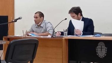 Emanuel Caruso fue declarado culpable de violencia de género.