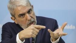 El ministro de Seguridad Aníbal Fernández aseguró que es