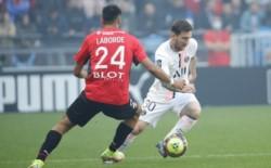 El Rennes da la sorpresa y se impone al PSG en la que es su primera derrota de la temporada.