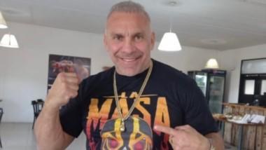 Dolor en el mundo del deporte: a los 49 años, murió Jorge Acero Cali. El ex campeón mundial de kickboxing se encontraba en La Pampa.