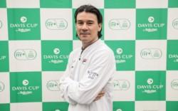 Reemplazará a Gaston Gaudio y tendrá su debut en los Qualifiers 2022.