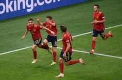 Ferrán Torres convirtió los dos goles de España.