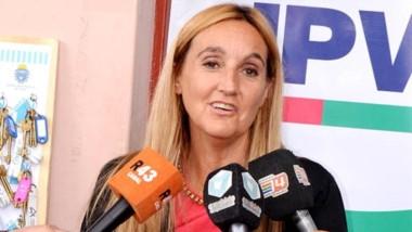 Marisa De Luca, delegada zonal.