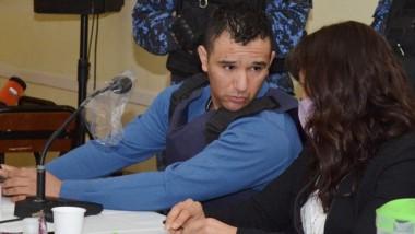 La familia del policía espera la máxima condena para el acusado.