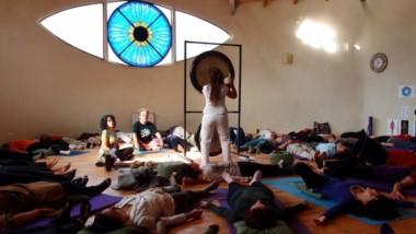 Mundo holístico. Existen 10 centros especializados dedicados al bienestar en toda la Comarca Andina.