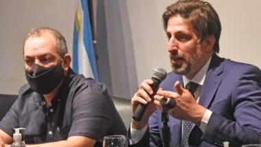 Grazzini remarcó que no se privilegiará a ningún sector por sobre el otro en la discusión por los salarios.